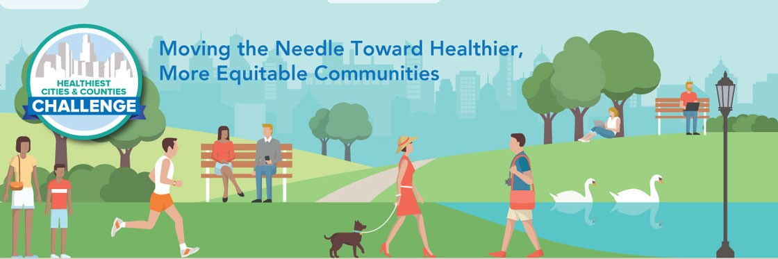 Healthiest Cities and Counties Community Spotlight Series
