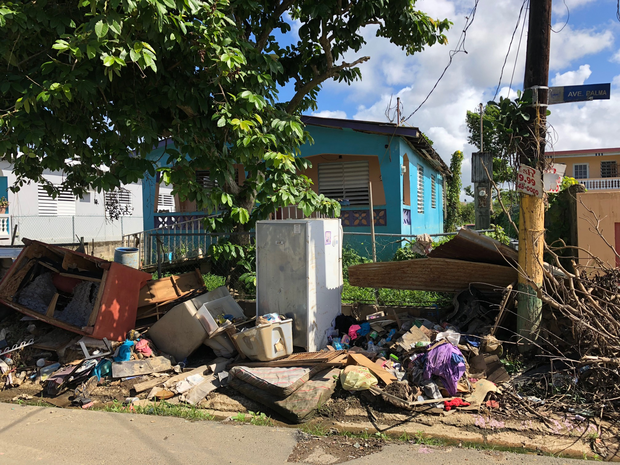 Hurricane Maria Ravaged The Island Territory Of Puerto Rico In 2017 Photo Courtesy Nahb