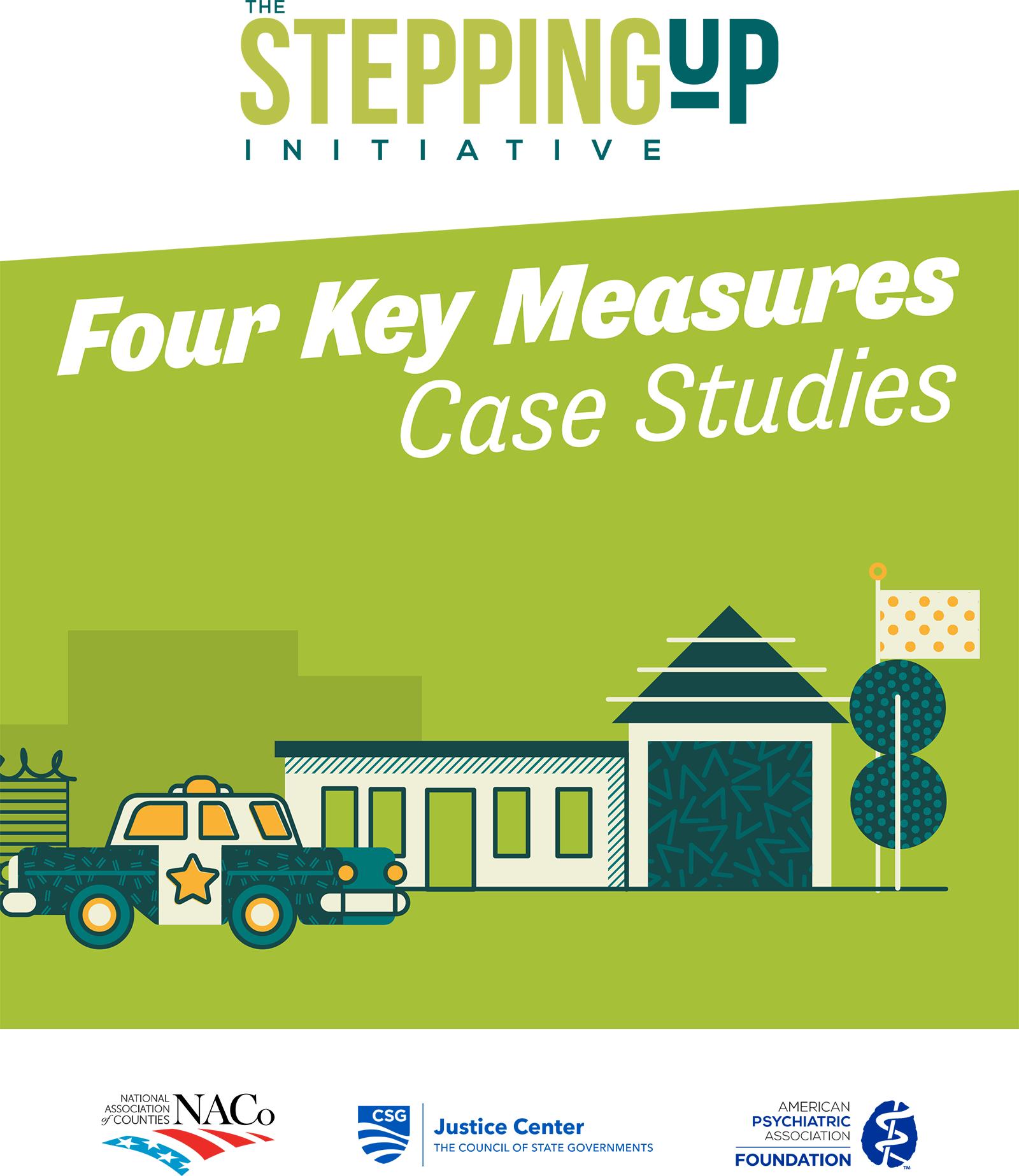 Stepping Up Four Key Measures Case Studies | NACo