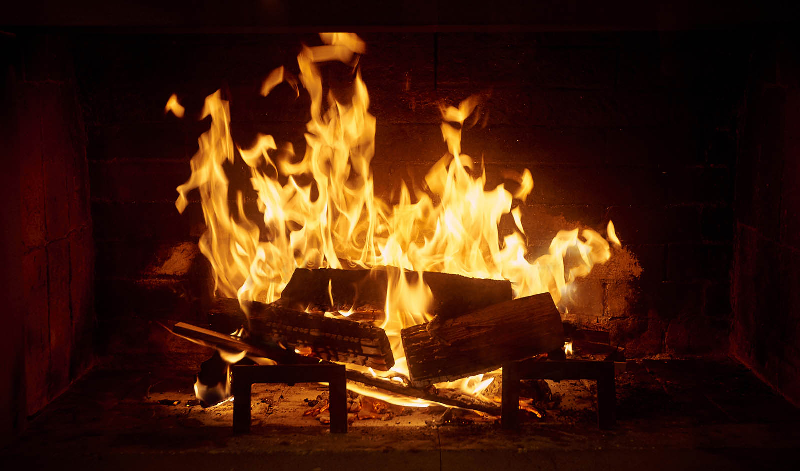 Fireplace 'Swap-Out' Improves Air Quality