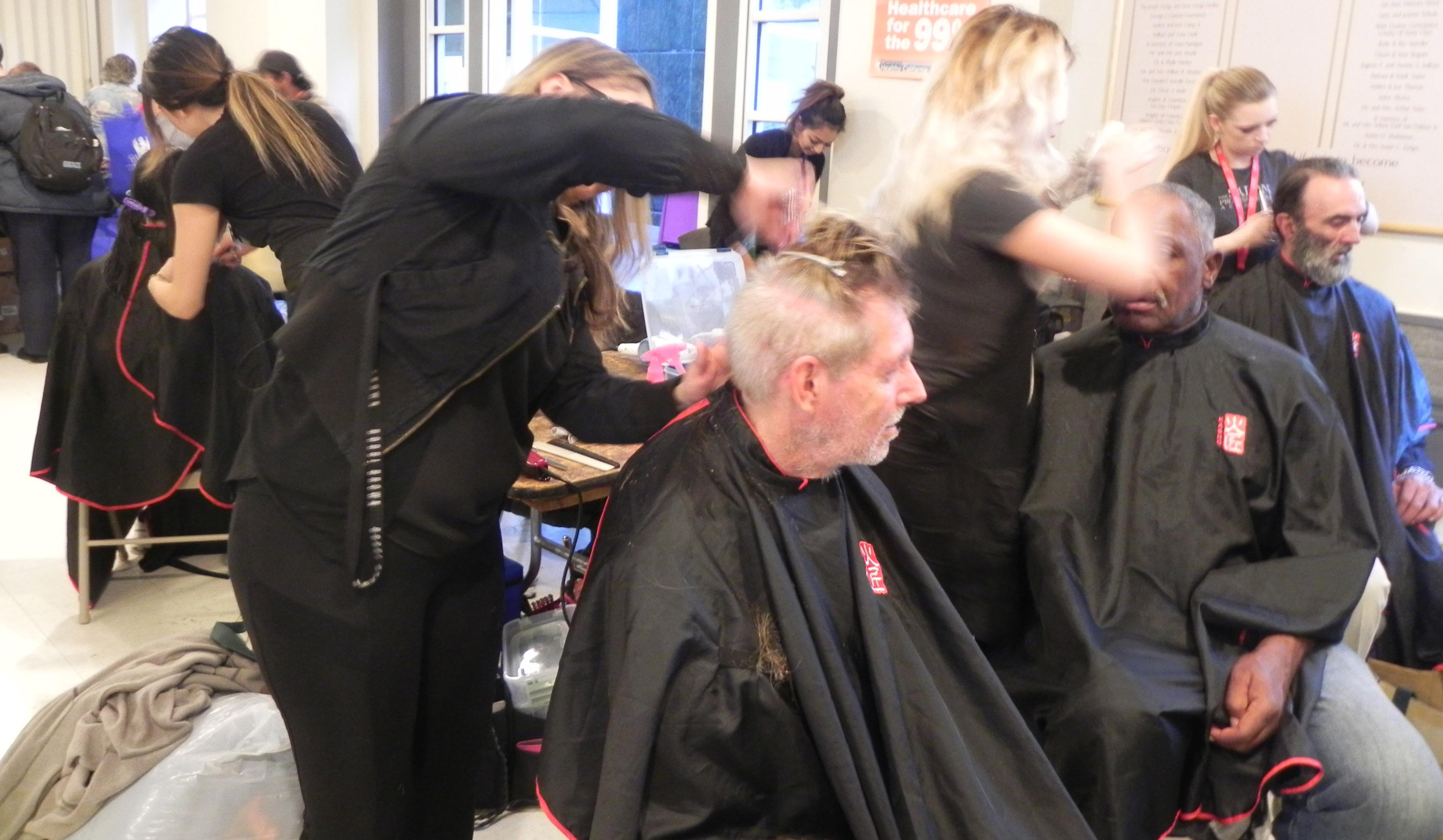 Health Fair Welcomes Santa Clara Countys Homeless Naco