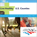 Live Healthy U.S. Counties Brochure